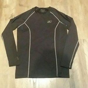 Men's Klim longsleeve athletic wear shirt